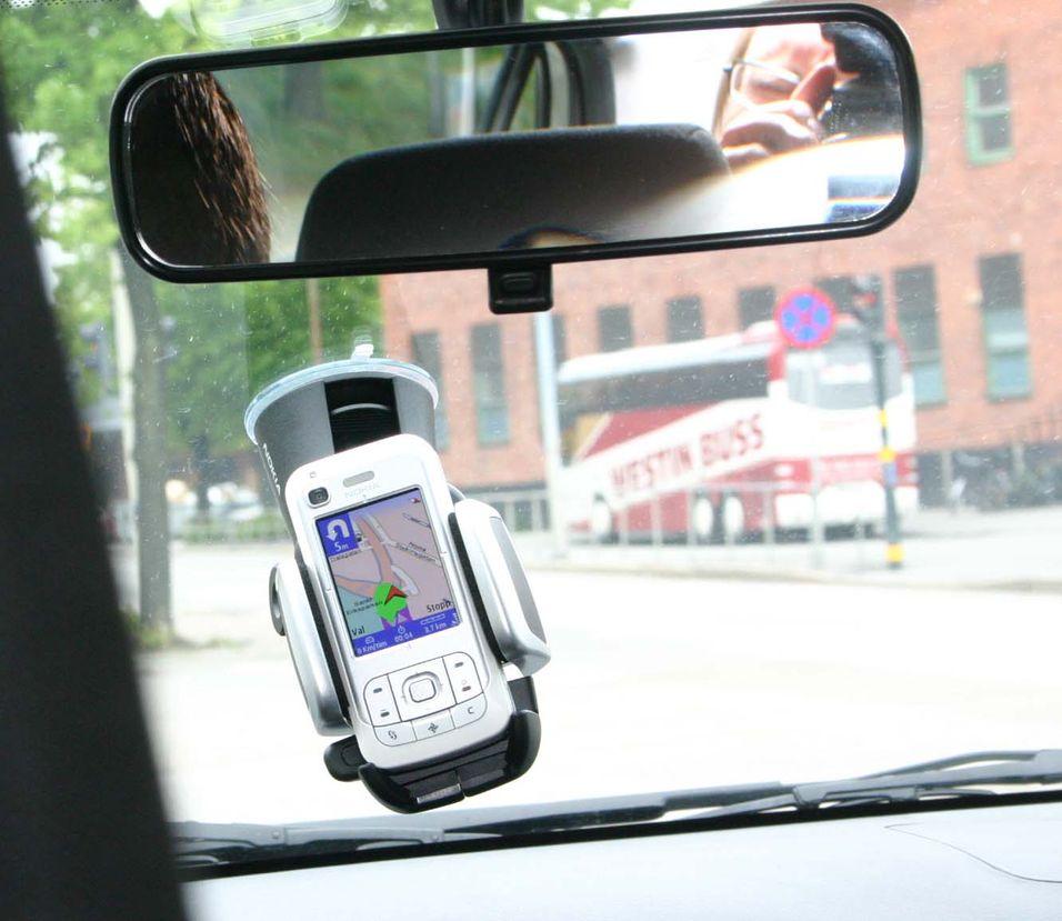GPS mer enn bare navigasjon