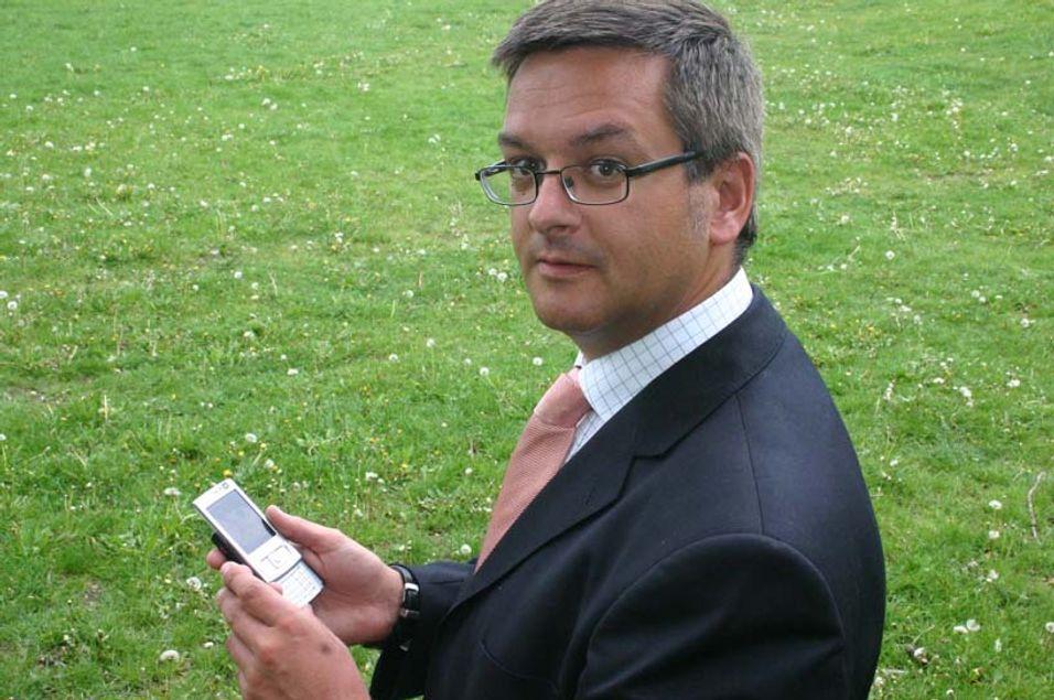 Nokia tror på lokasjonsbaserte tjenester