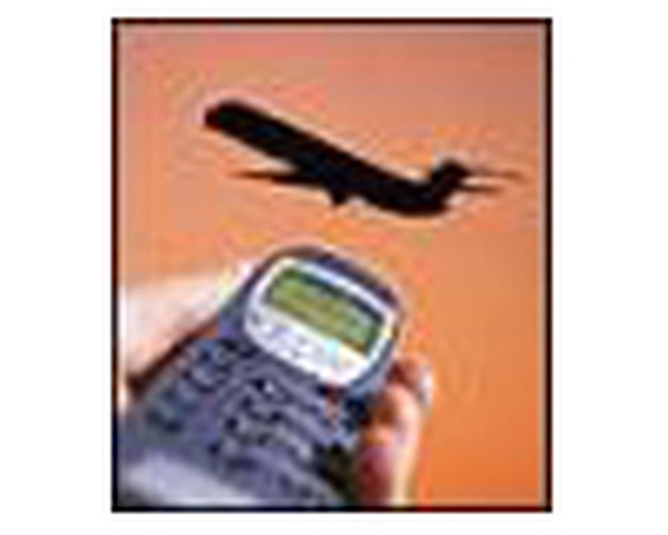 Kraftig motstand mot mobil i fly