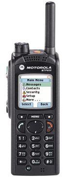 Tetra-terminaler med GPS og raskere data