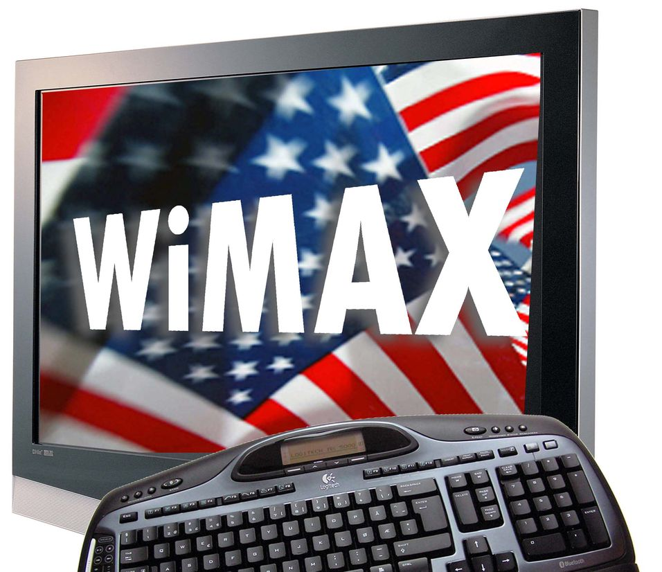 Nokia med mobil Wimax i Texas