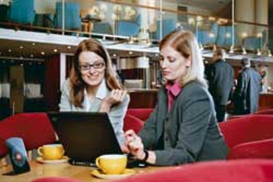 Reitangruppen i WiFi-samarbeid