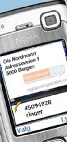 65 000 bruker Mobilsøk