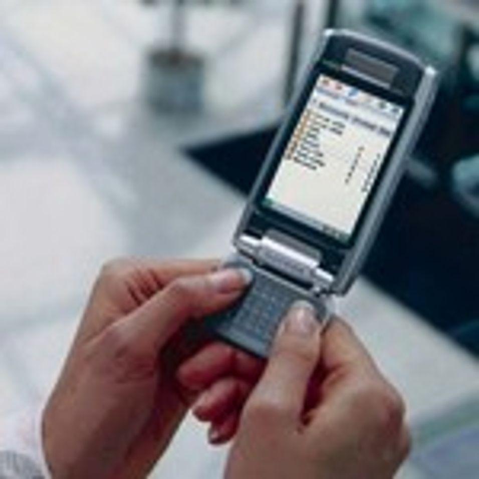 Mobil datavekst