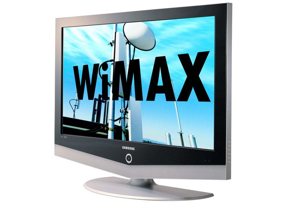 """WiMax"" i 700 megahertz"