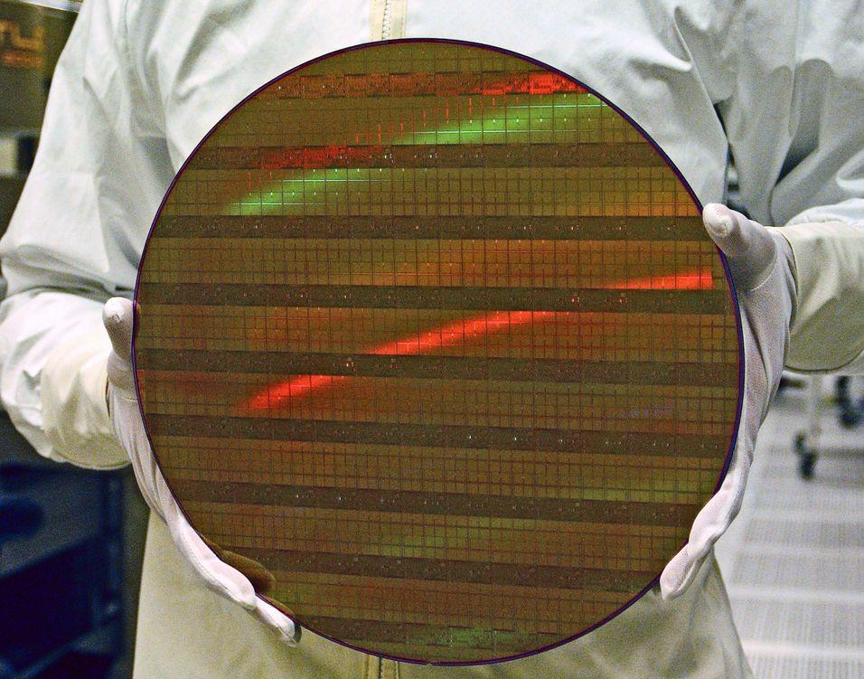 Intel med nye prosessor-materialer