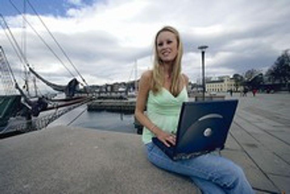 Mobilt arbeid forbedrer livskvaliteten