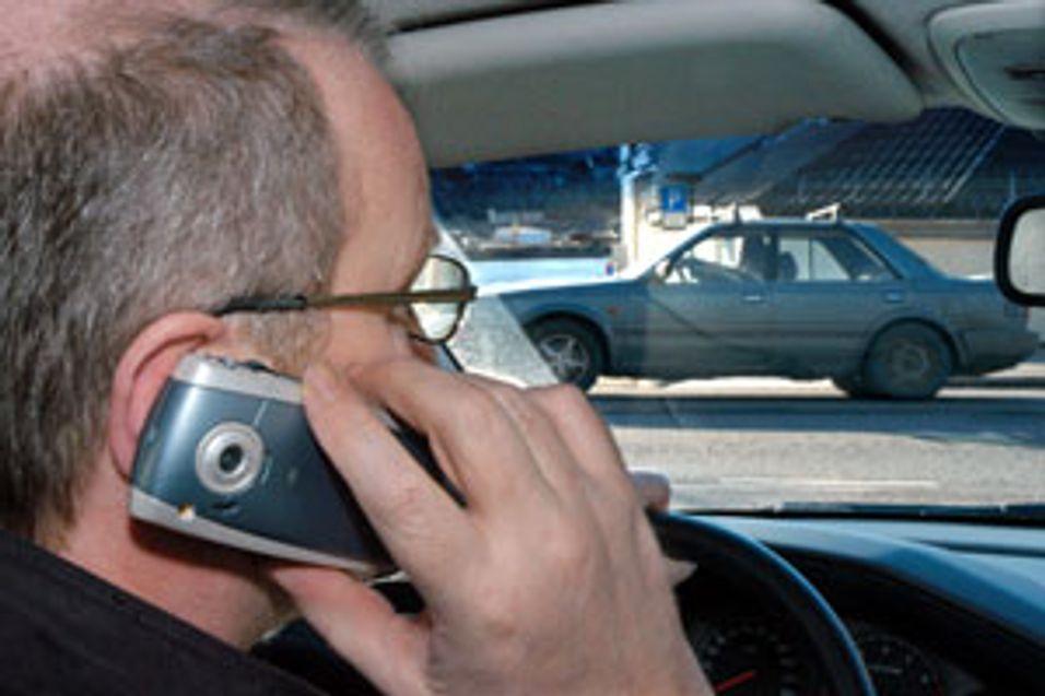 Hør SMS mens du kjører