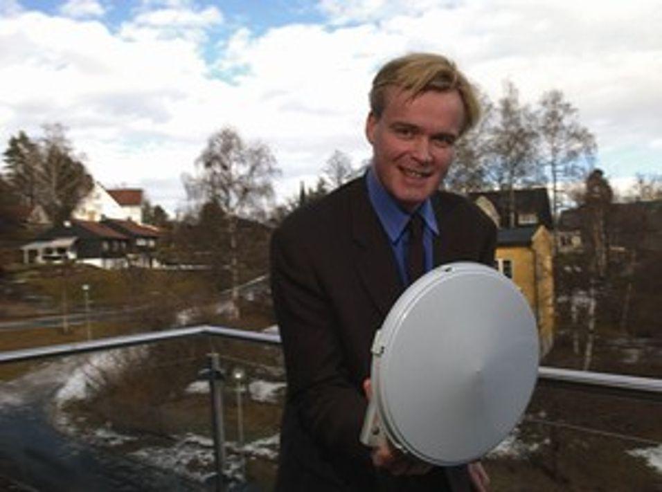 Tilbyr gratis bredbånd til Oslo-skolene