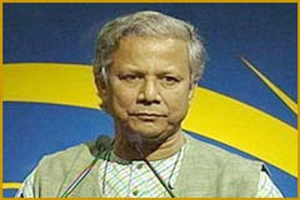 Yunus presset Telenor