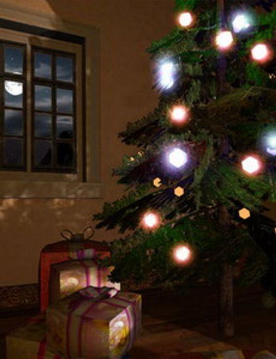 Julepynten kveler nettverket