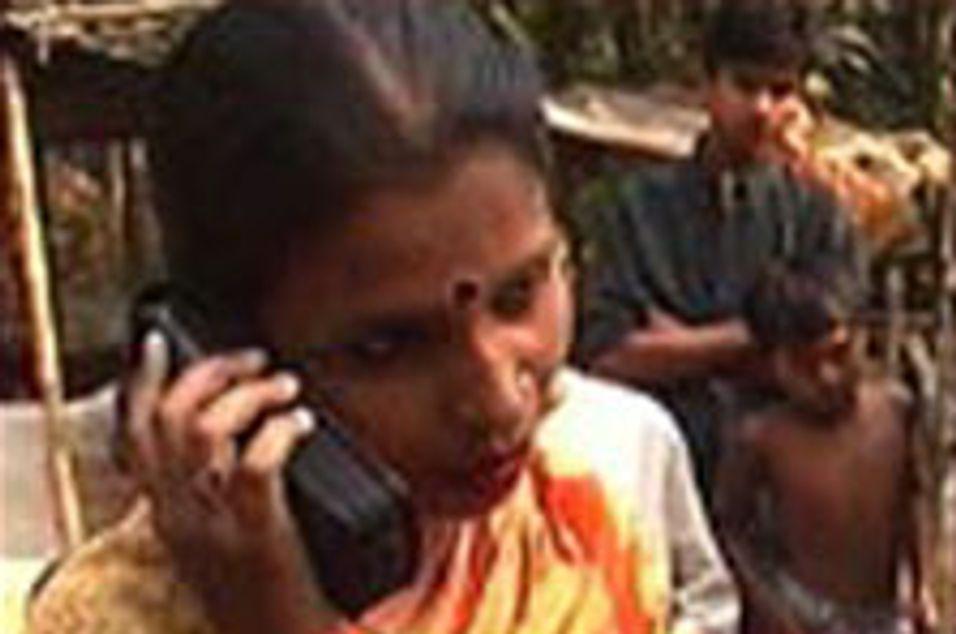 500 millioner indere med mobil om fire år