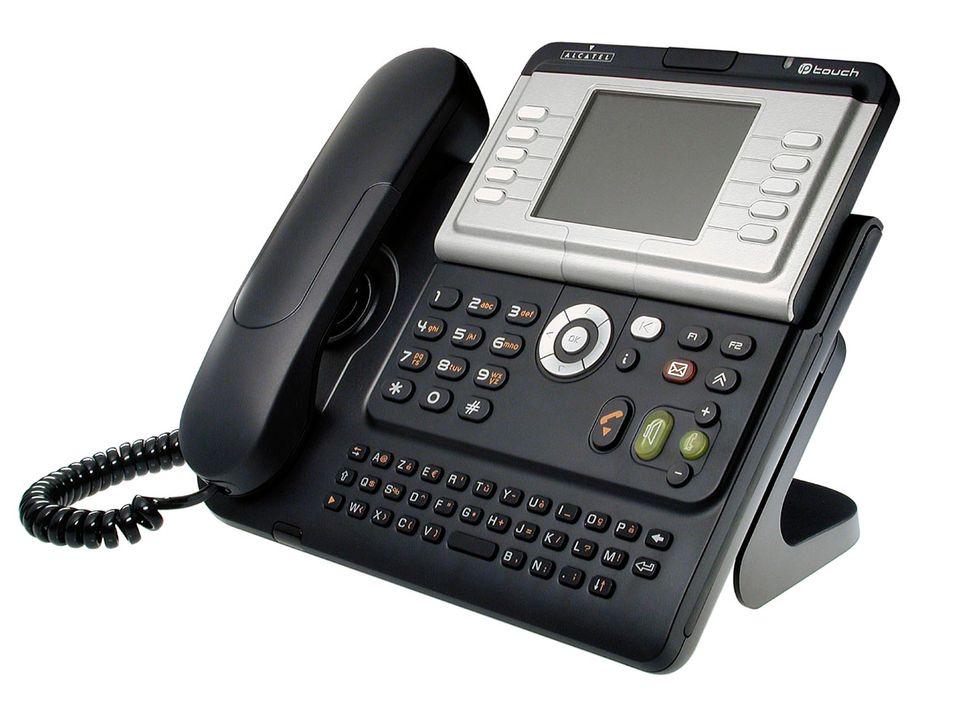 IT-sjefer frykter IP-telefoni