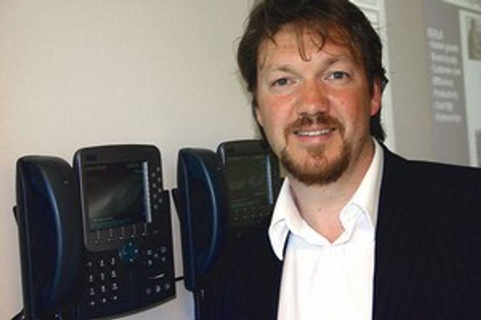 Ti millioner IP-telefoner