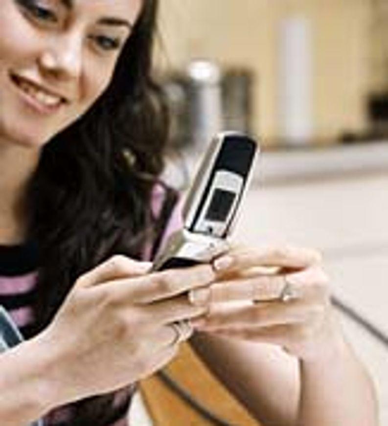 SMS-ordbok for pølsefingre