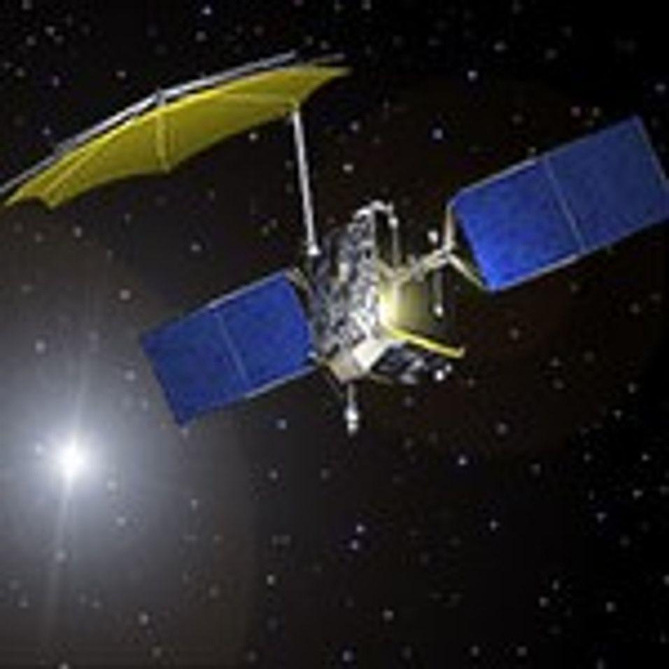 Satellittsalg i sluttfasen
