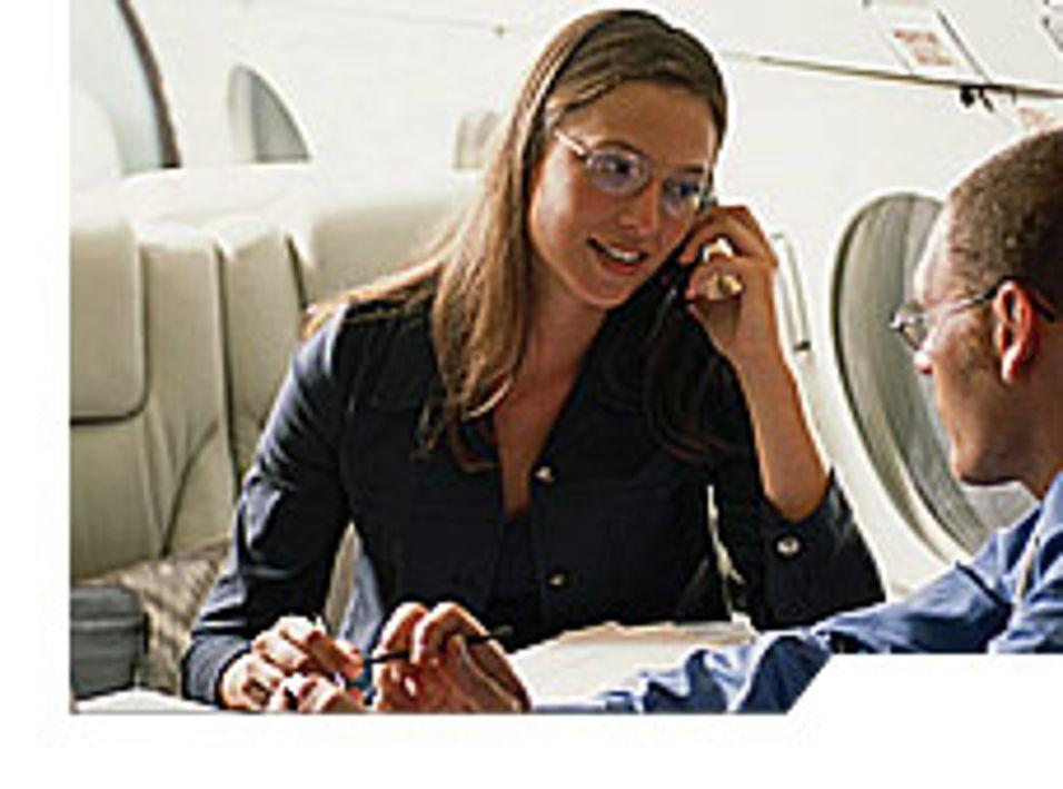 Mobilprat i flyet — vil folk ha det?