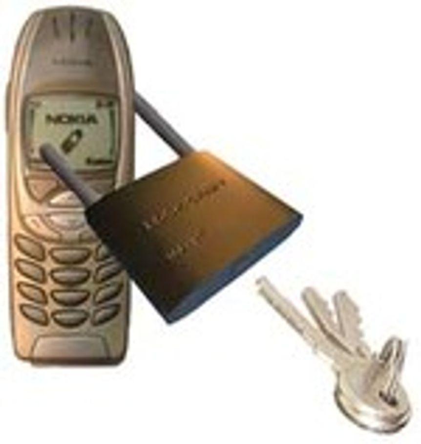 Mobilen som passord-generator