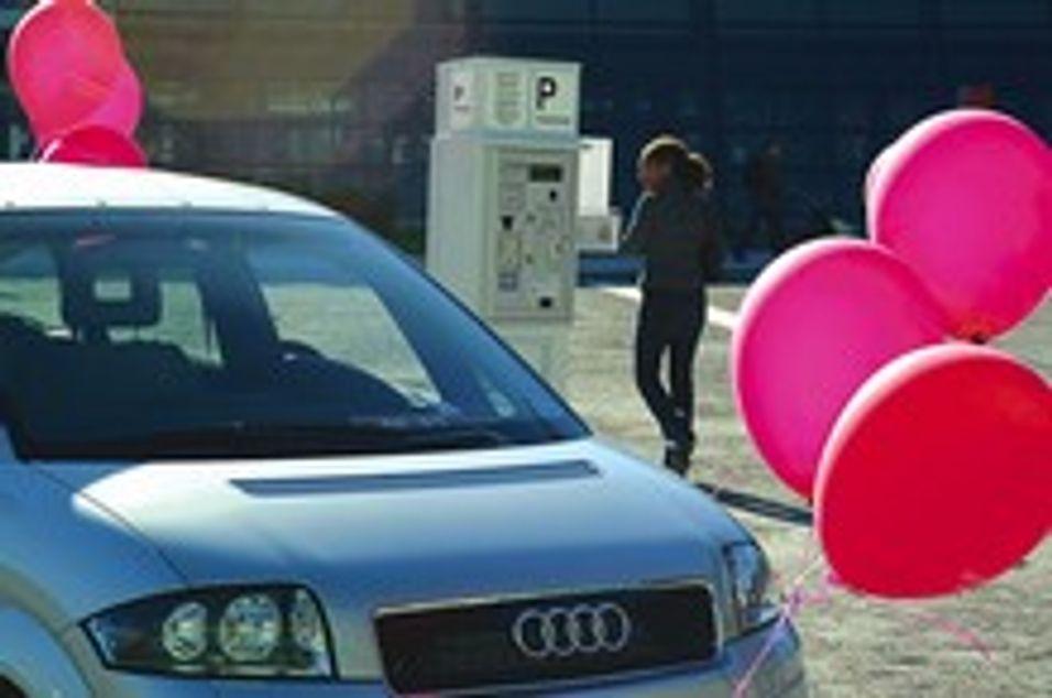 Mobil parkeringsbetaling