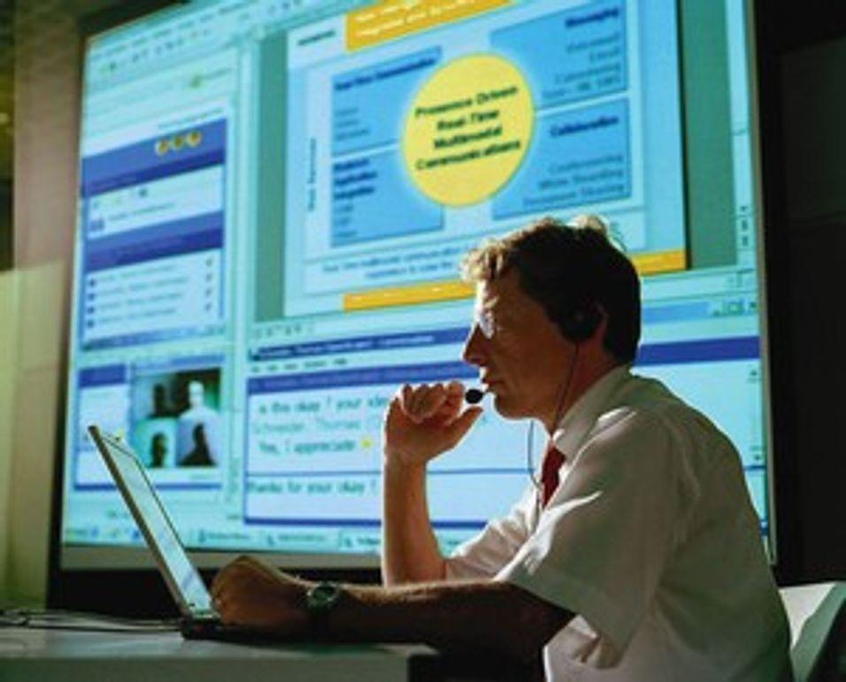 Microsoft og Nortel i allianse — mot Cisco