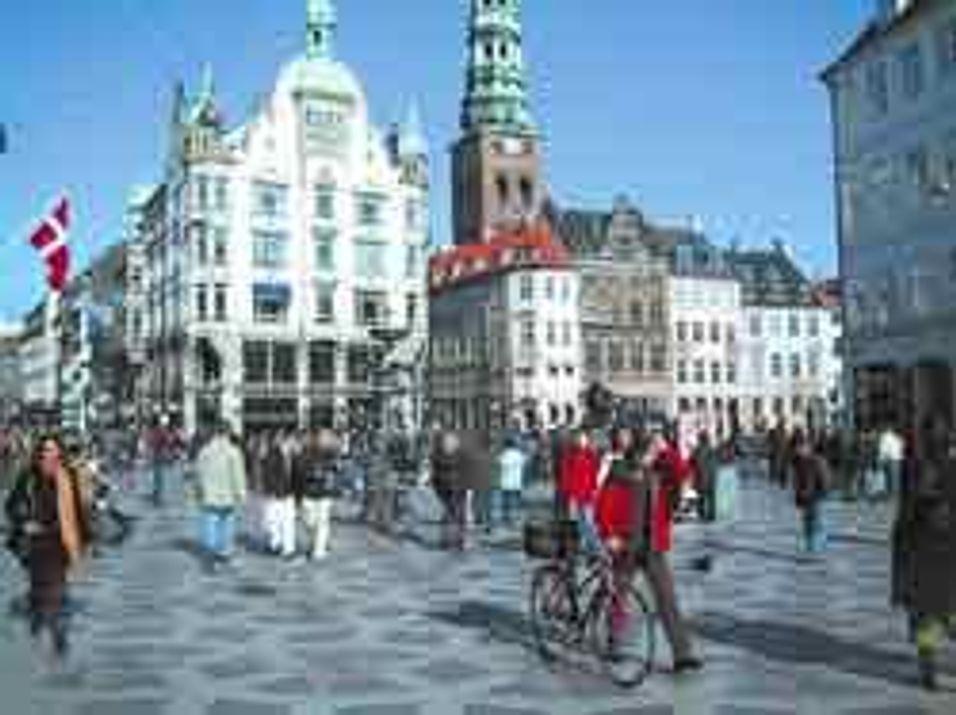 Dejlige trådløse København