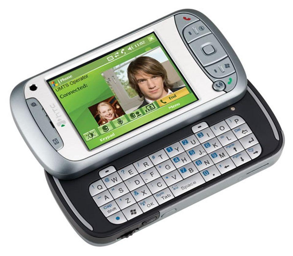 Qtek og i-Mate blir til HTC