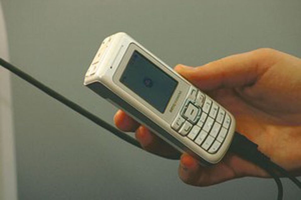 Mobilen konvergerer