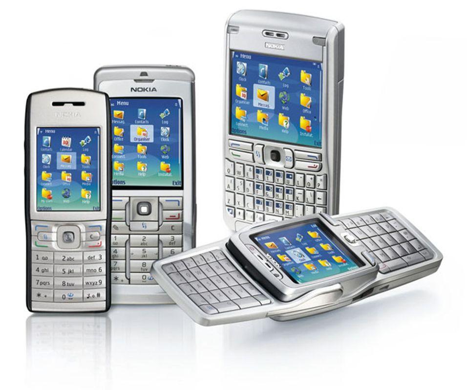 Nokia styrer Windows-telefoner
