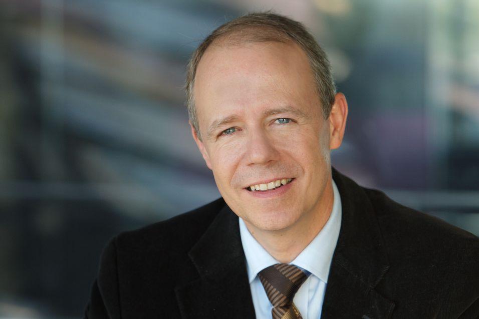 Telias danmarkssjef, Jesper Brøckner, møtte i dag IT- og telestyrelsen for å fremføre sine argumenter i saken.