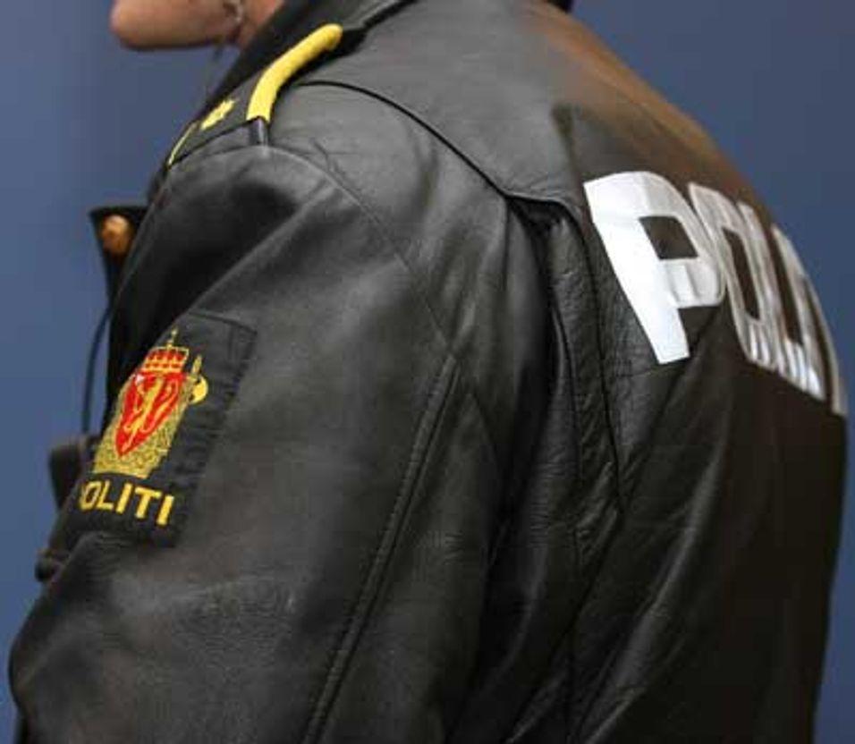 Politiet under virusangrep