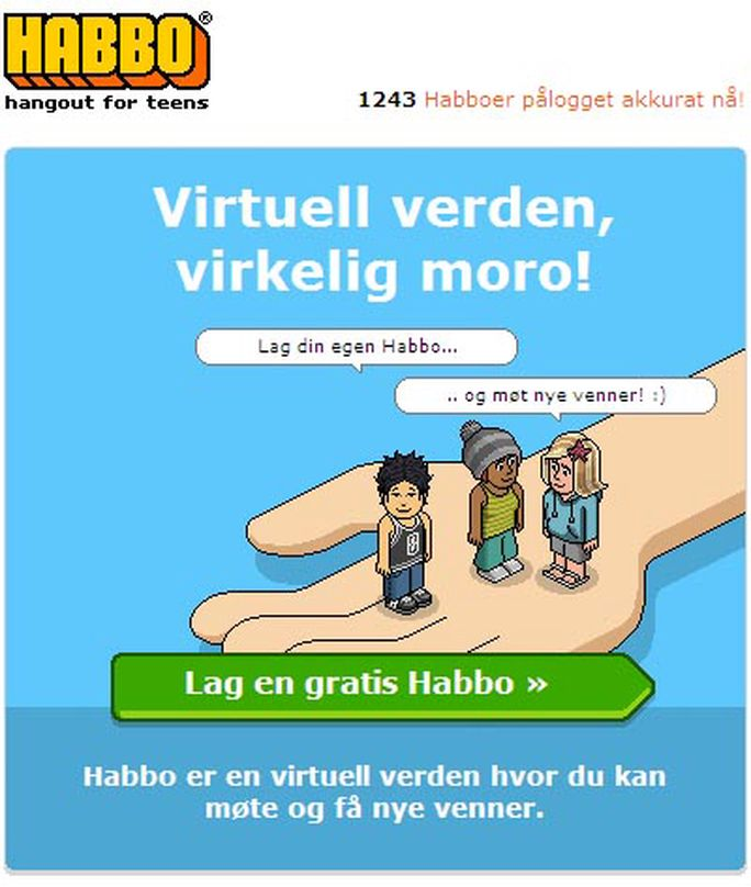Mobilspillet Habbo kan koste brukerne dyrt, skriver Aftenposten.
