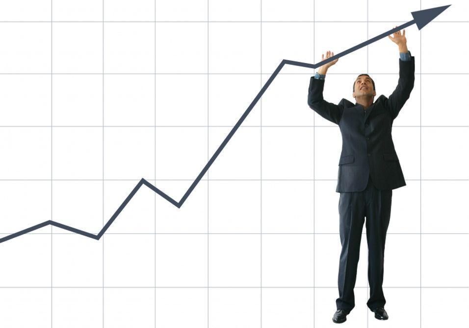 Internettrafikken firedobles innen 2014