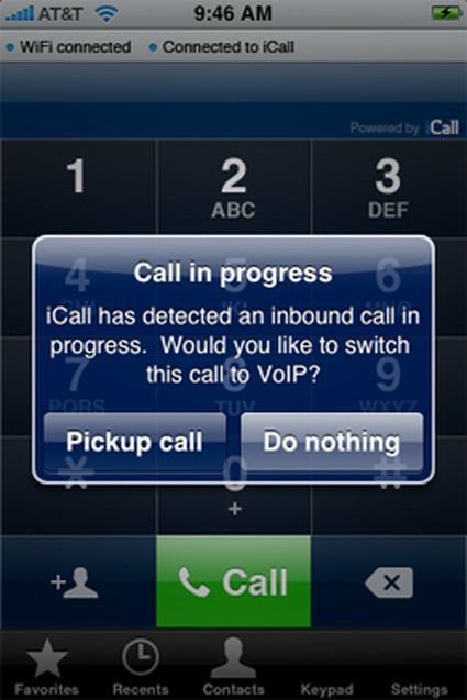 Strid om mobil VoIP