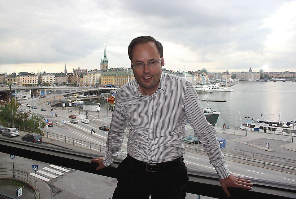 Telenor og Tele2 bygger 4G i Sverige
