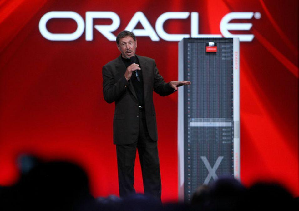 Oracle kjøper Sun