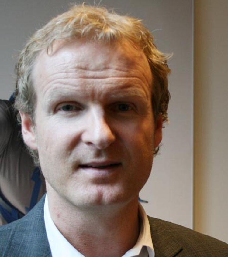 Tele2-sjef Haakon Dyrnes venter i spenning på marked 7-vedtaket.