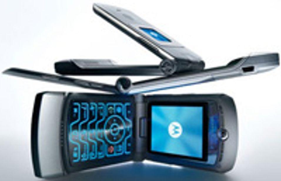 Motorola i fritt fall