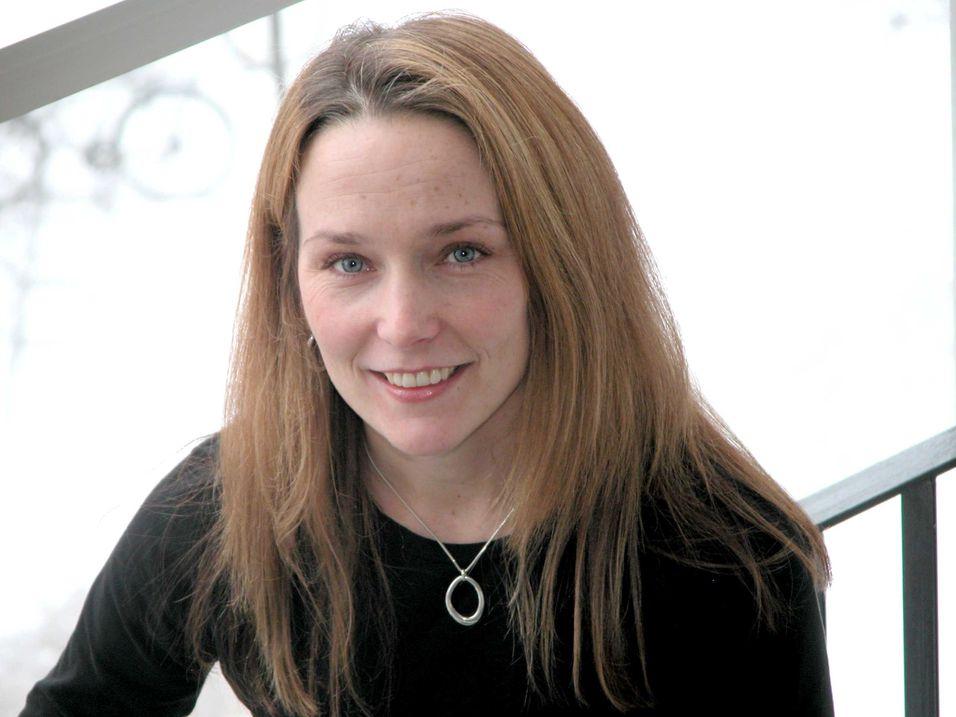 Elaine Weldman-Grunewald, Ericssons visepresident for bærekraftig utvikling og ansvarlig forretningsdrift kommer rett fra klimakonferansen i København til Telecruise i Oslo.
