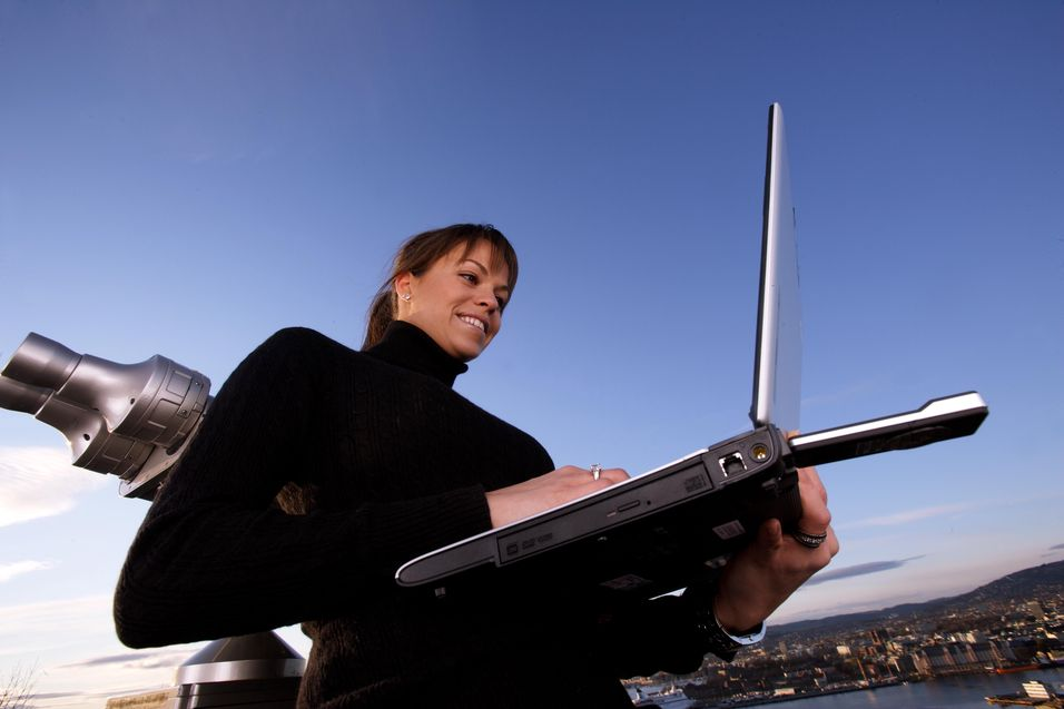 Mobilt bredbånd 120 km til havs