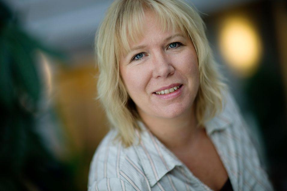 """Nestleder Bente Øverli i Forbrukerombudet advarer mot overivrig bruk av ordlyden \""""fri bruk\""""."""