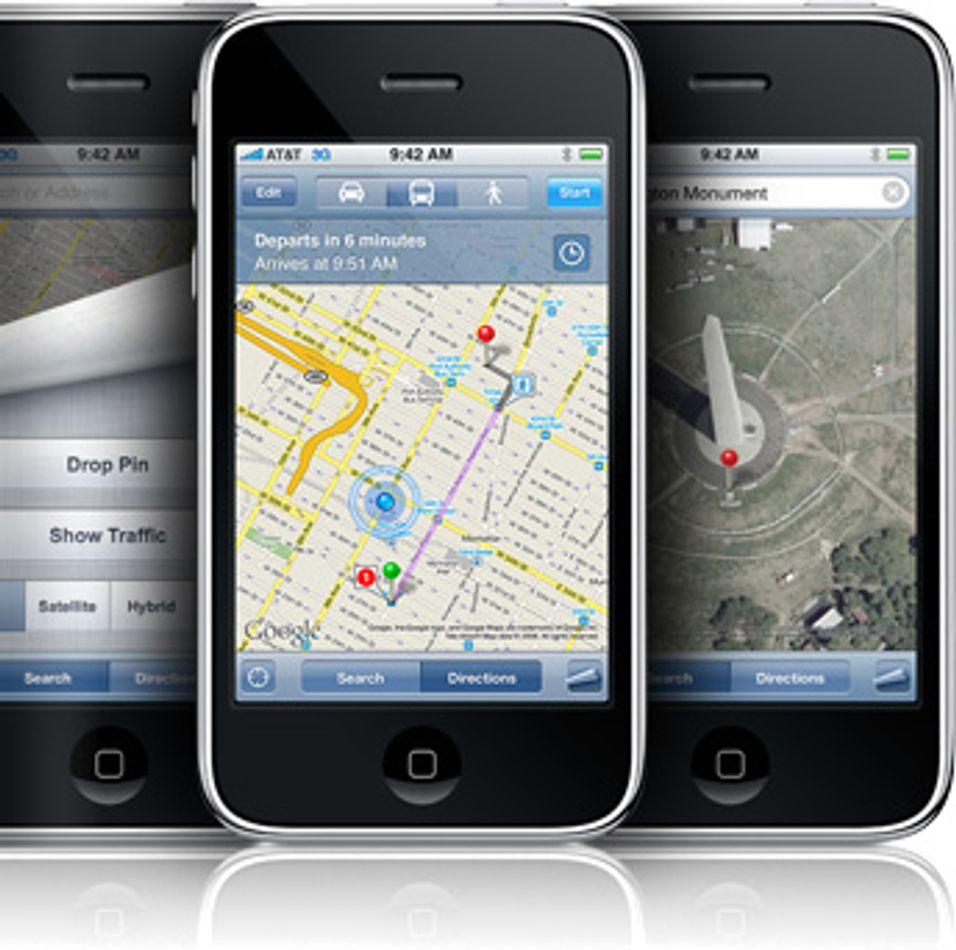 Smartmobiler erstatter GPS-terminaler