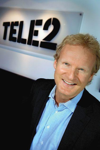 Tele2-sjef Haakon Dyrnes er glad for at Tele2 har fått utsatt innføring av de vedtatte termineringsprisene til etter at Samferdselsdepartementet har behandlet selskapets klage.