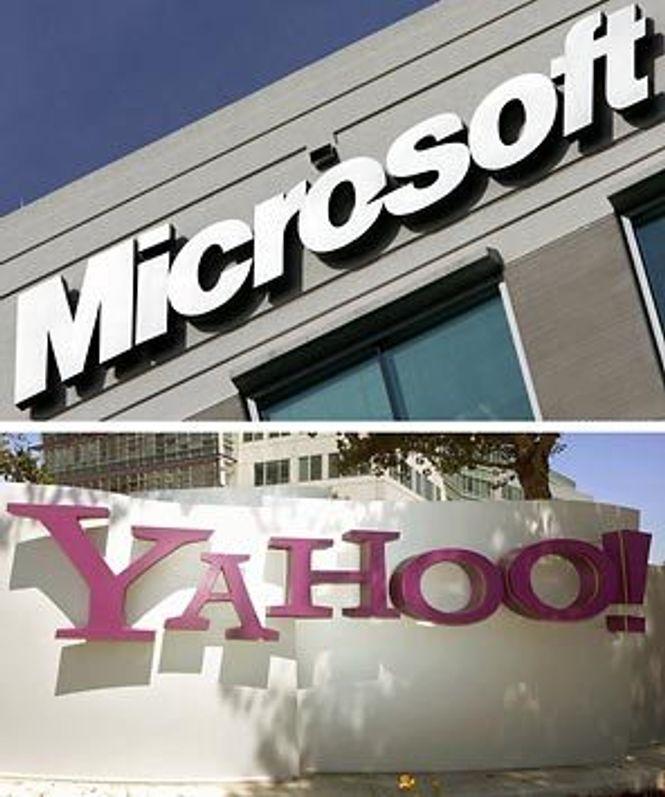 Microsoft & Yahoo vs Google