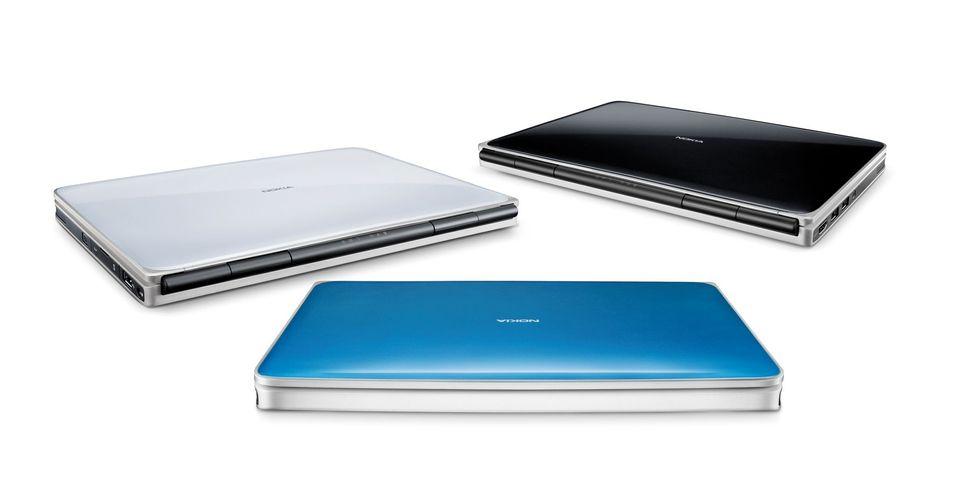 Nokia inn i PC-markedet