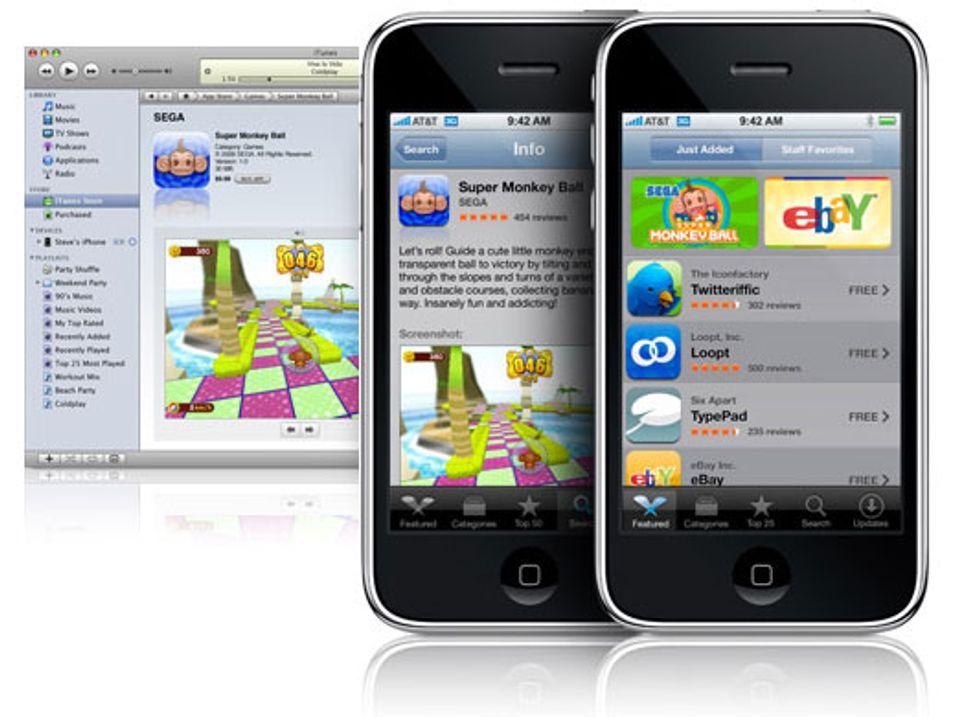 Milliardbutikken App Store