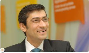 Nokia-sjef Rajeev Suri (bildet) skal ha vært uenig med Halbherr om veien videre for Here.