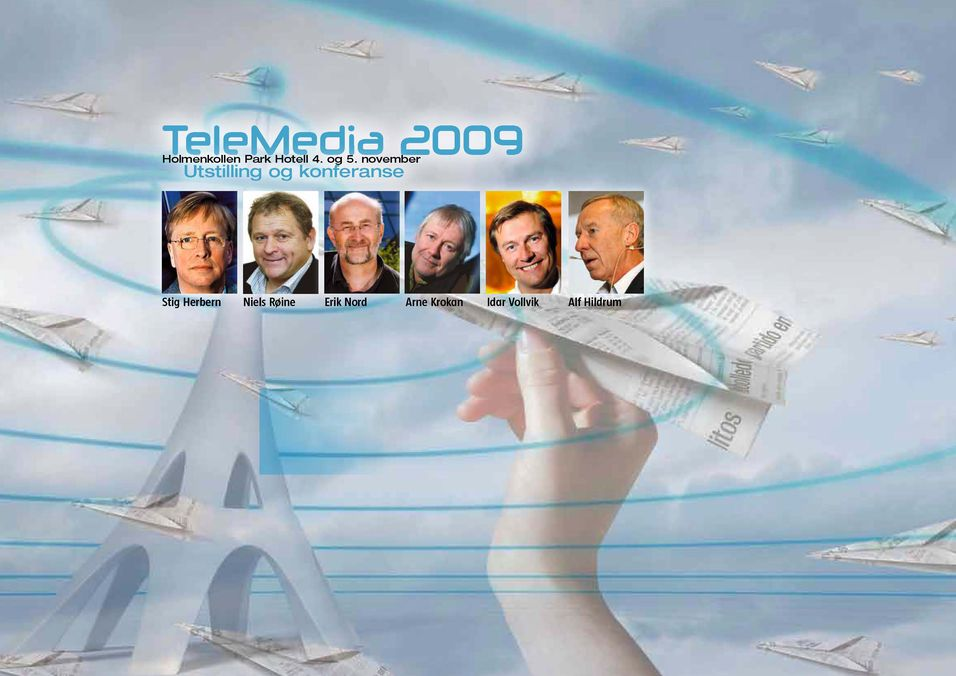 TeleMedia 2009: Samarbeid eller konkurranse