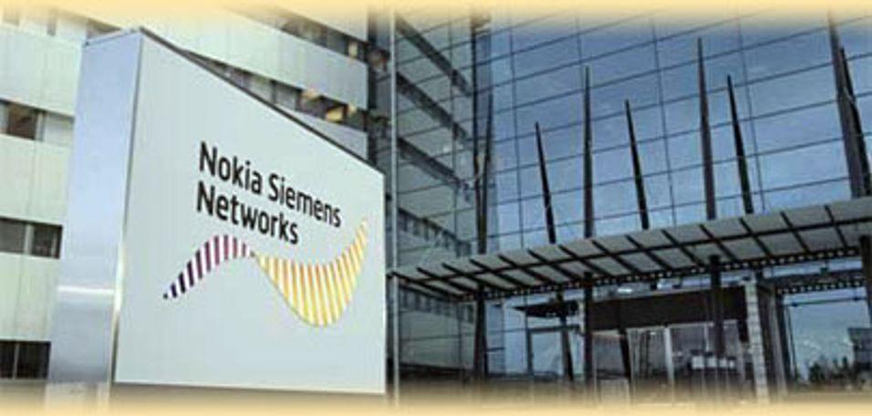 Nokia Siemens kjøper Motorolas nettverksdivisjon