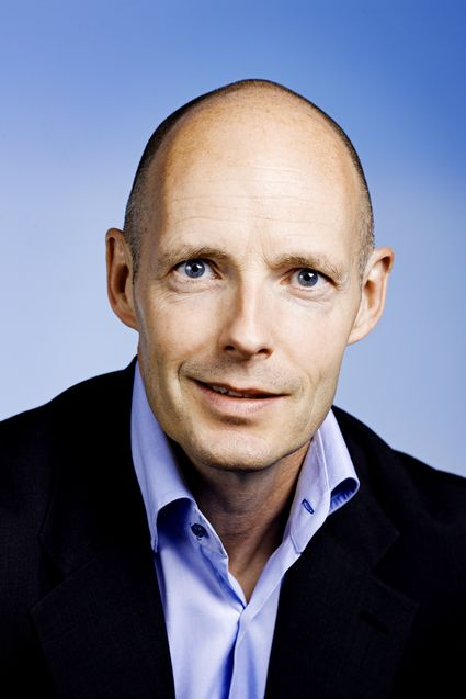 Digi-sjef Henrik Clausen.