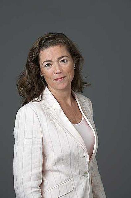 Telenors Kristin Skogen Lund mener gode tjenester er viktig for å holde seg relevant for kundene.